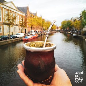 Mates en Amsterdam - Aquidepaso.com