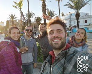 Mateando en Marruecos - Aquidepaso.com
