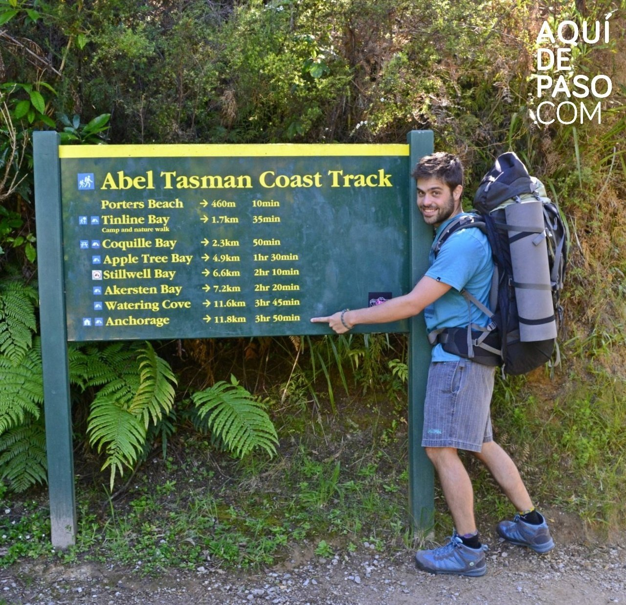 Abel Tasman IV - Aquidepaso.com