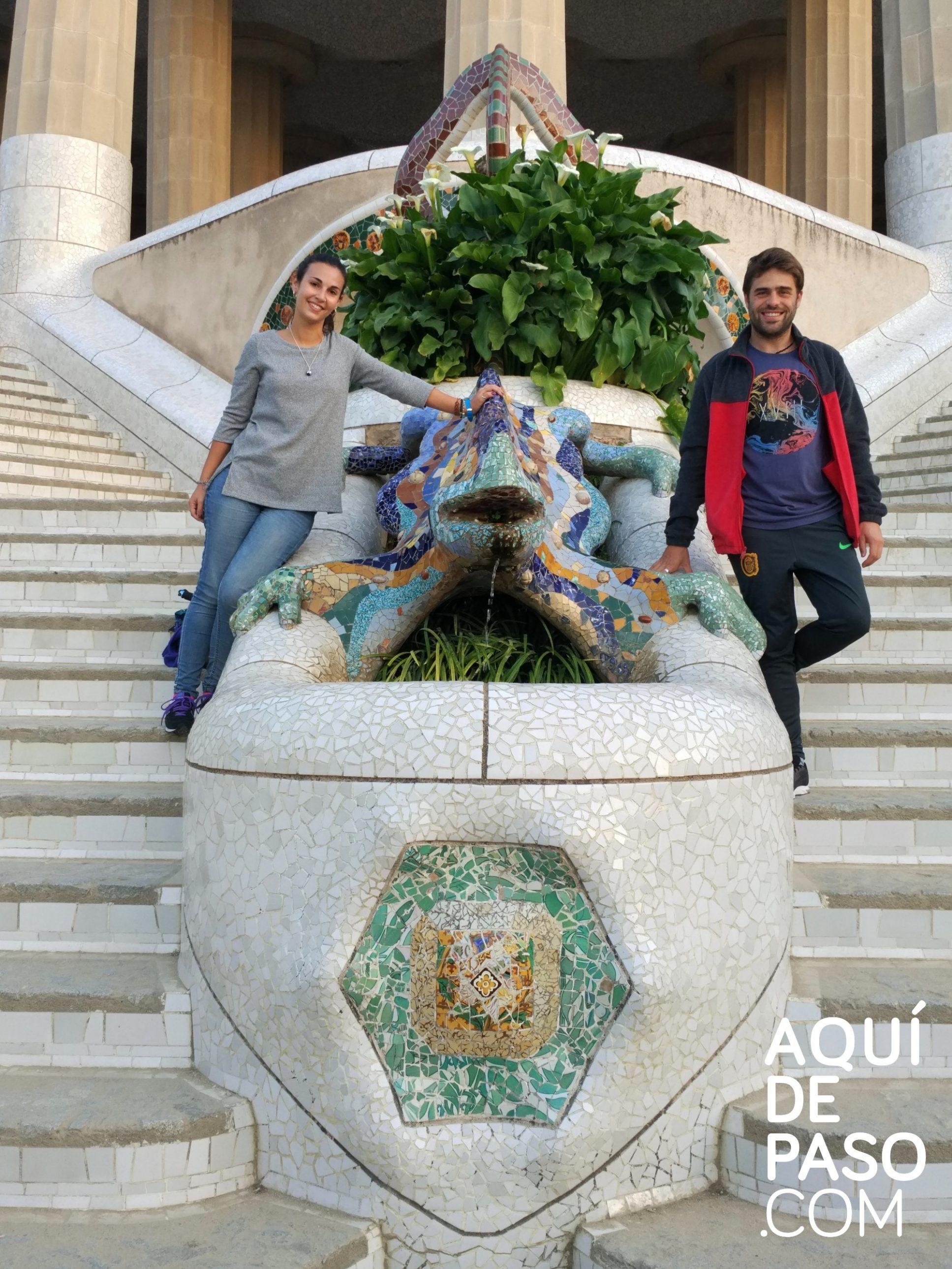 Alojamiento y transporte 3 Barcelona