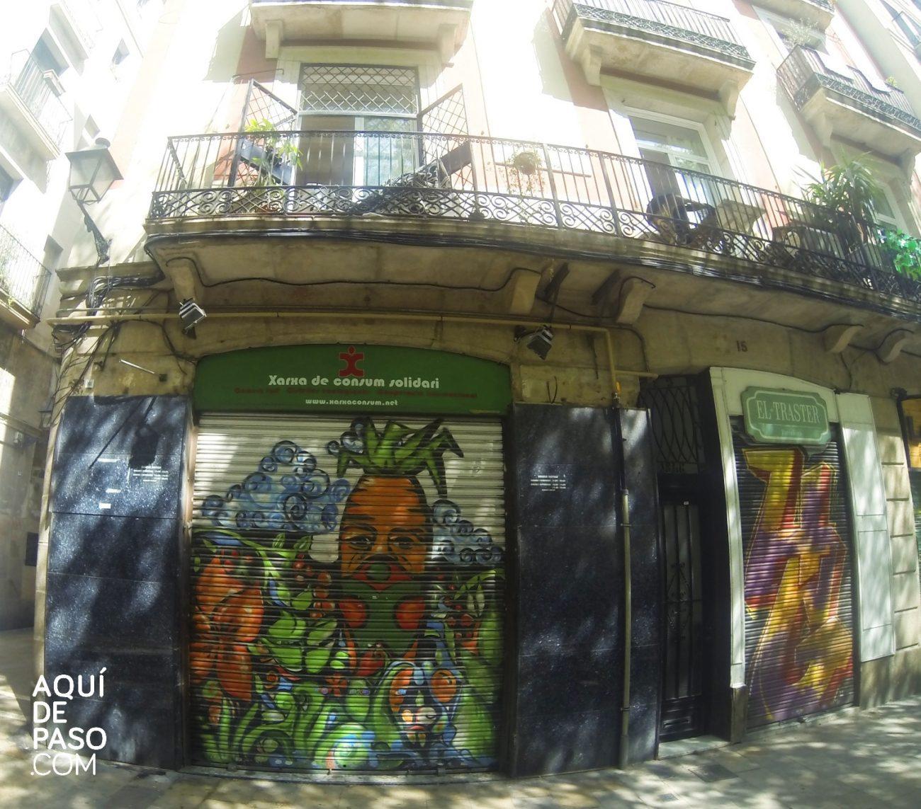 Alojamiento en Barcelona - Aquidepaso.com
