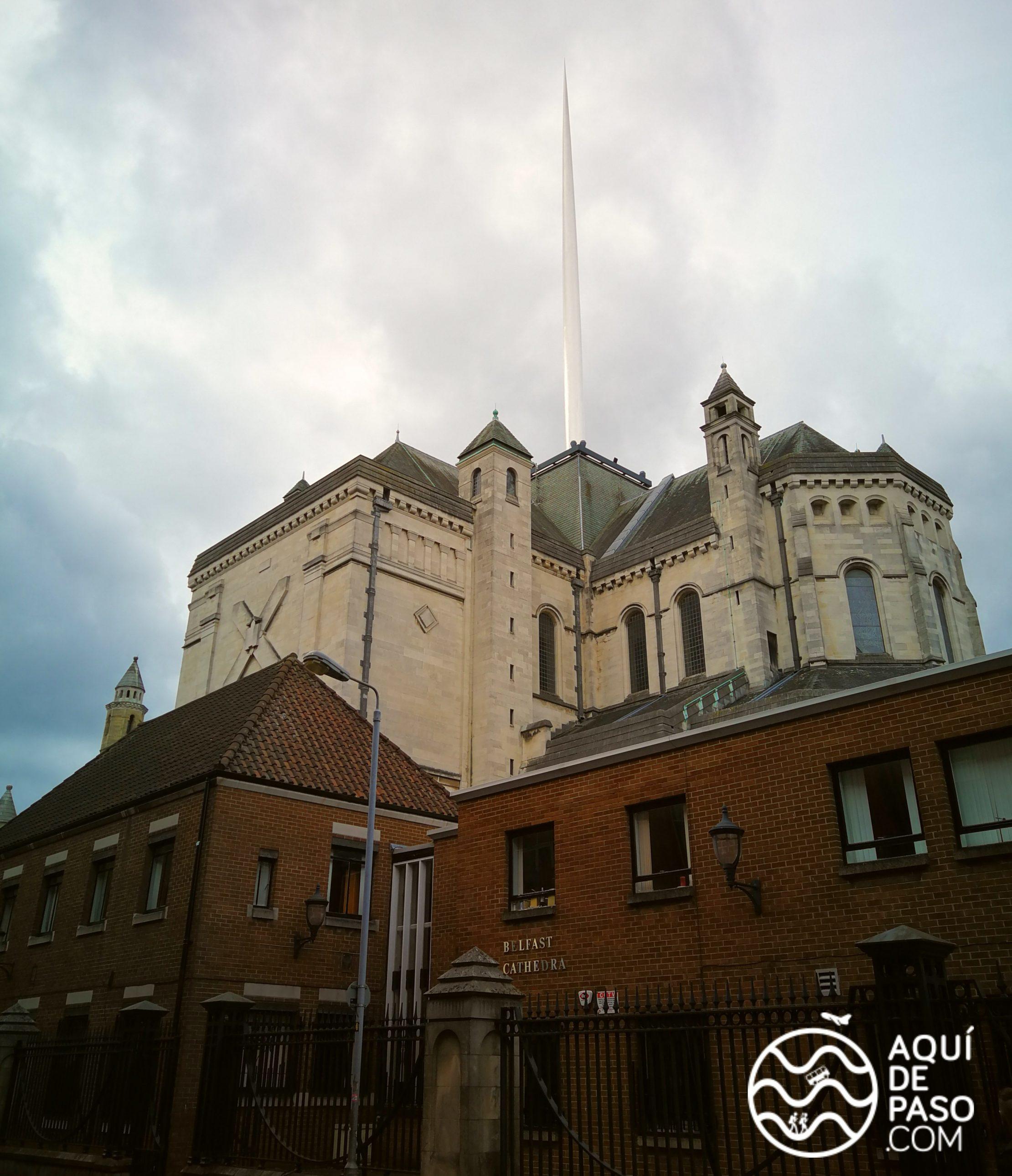 Catedral Santa Ana. Belfast