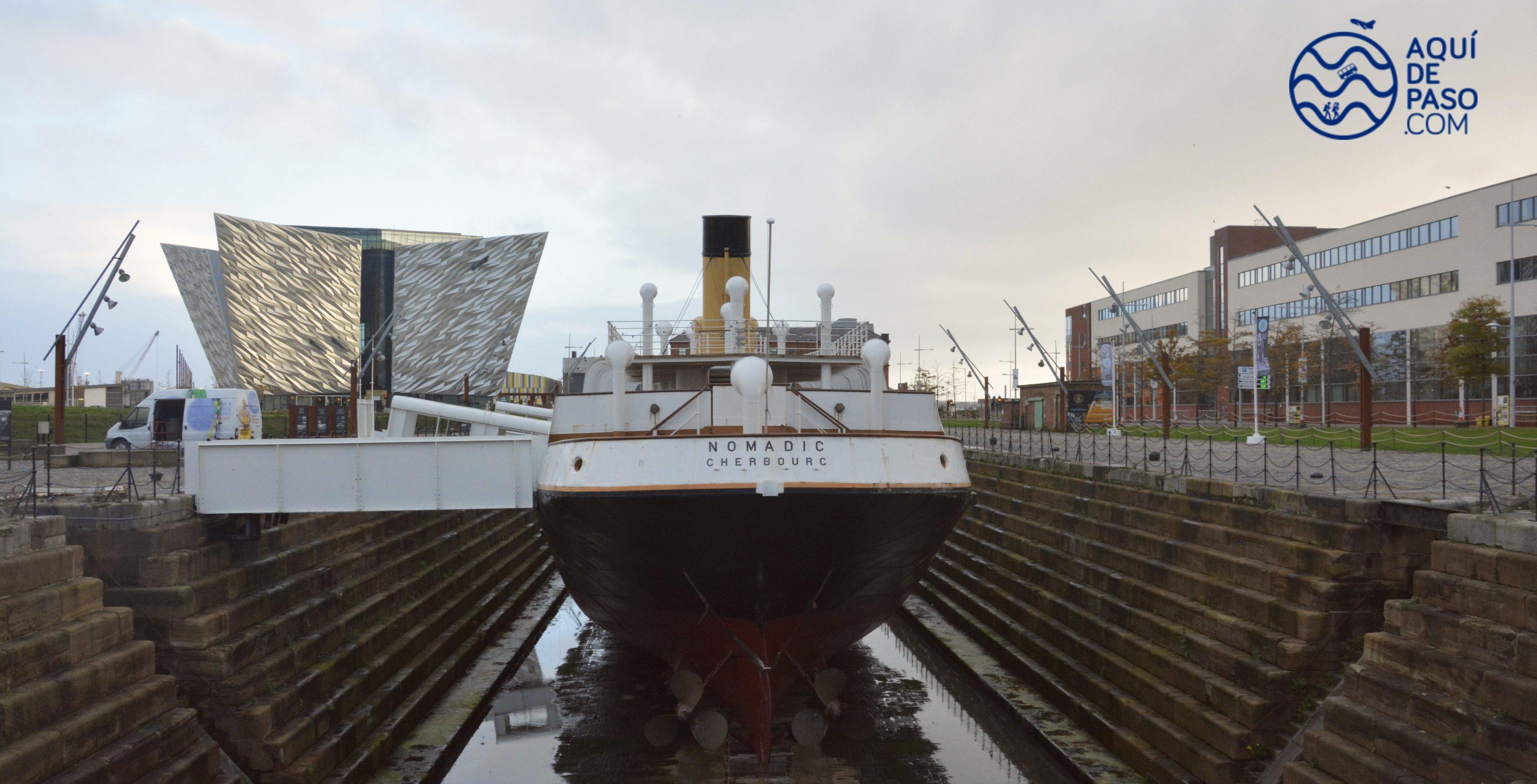 Museo del titanic & Nomadic