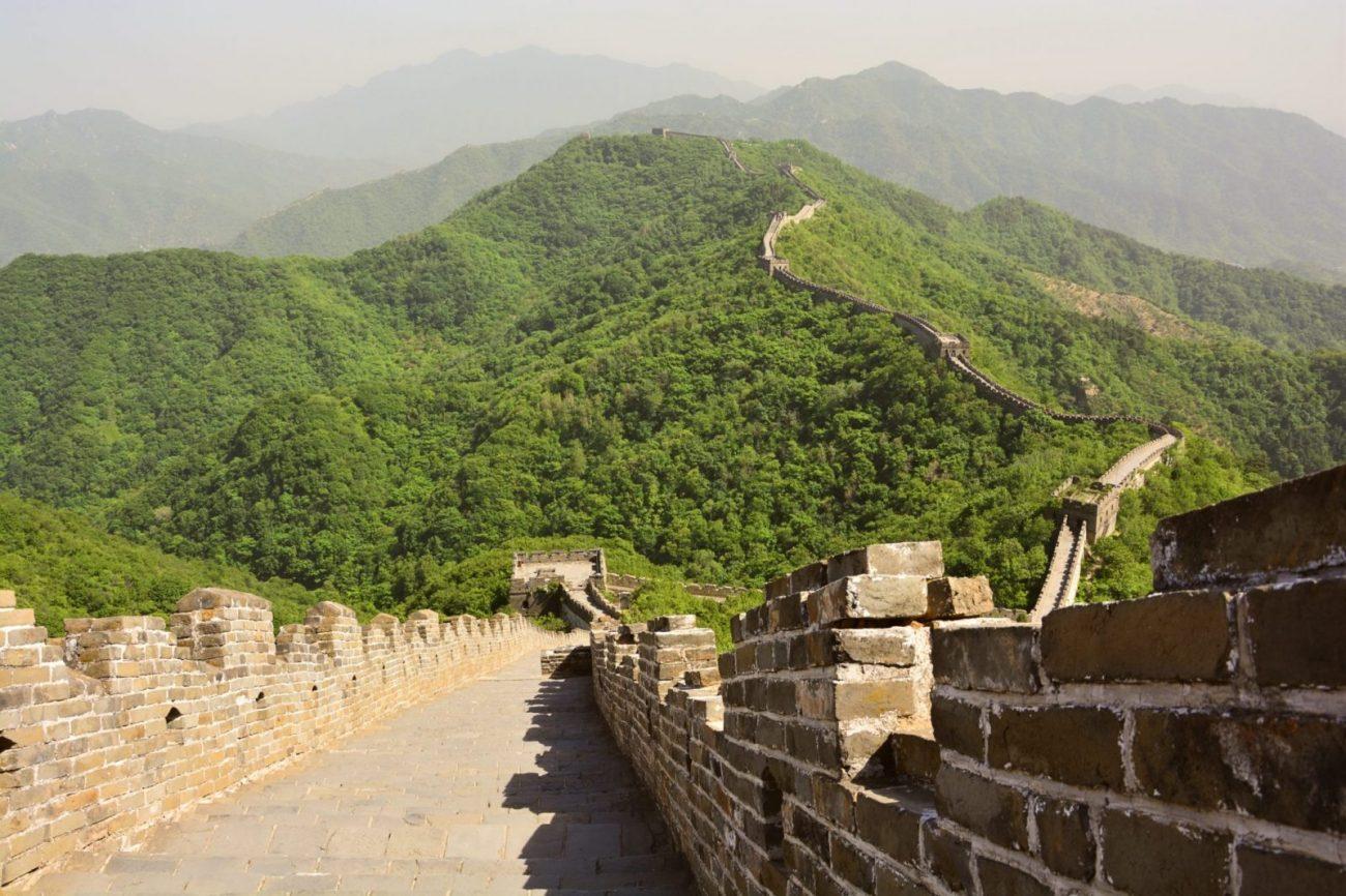 Muralla China, Mutianyu