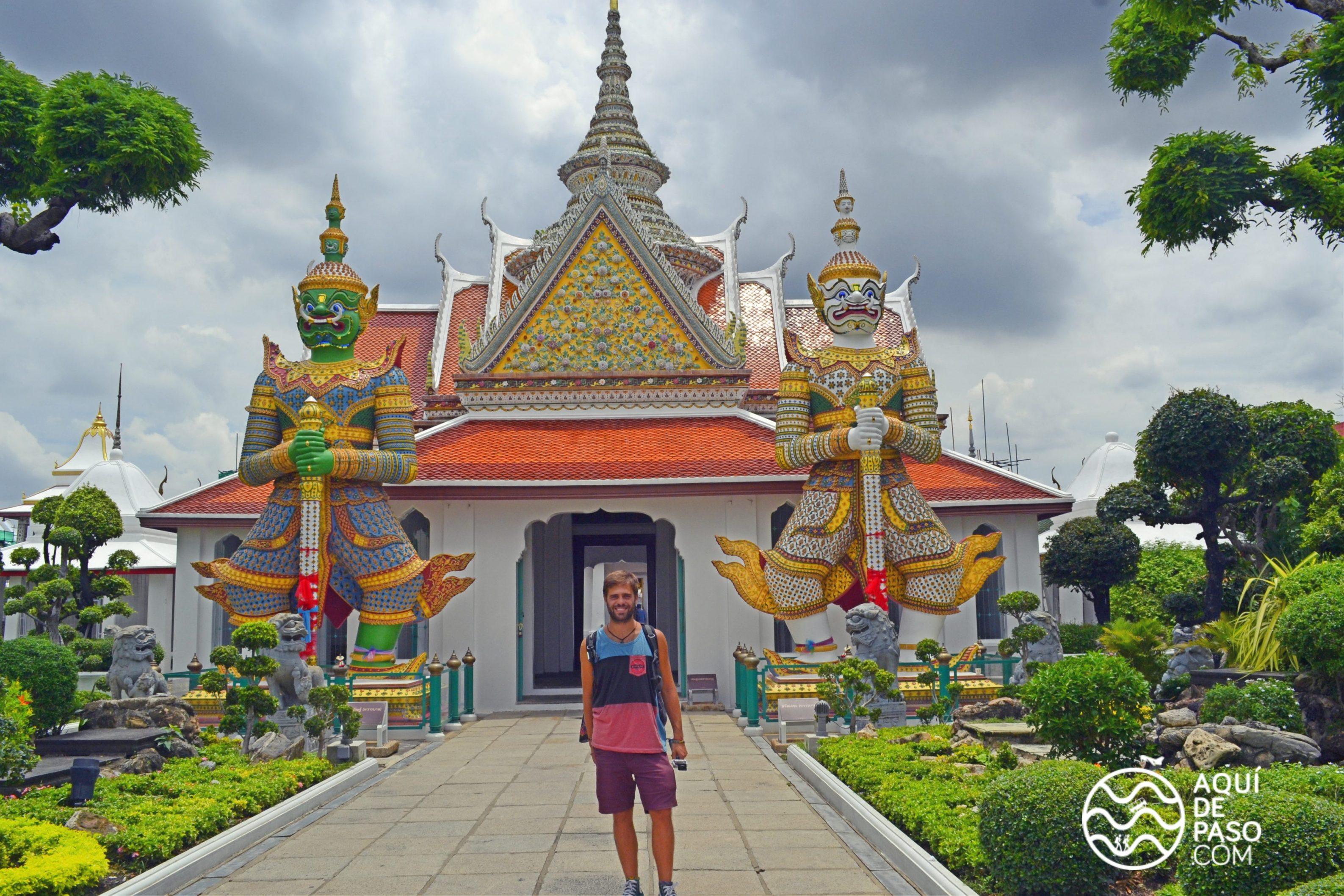 Bangkok y sus templos
