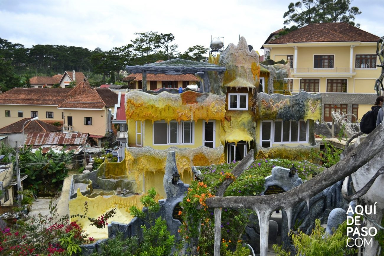 Crazy House Vietnam