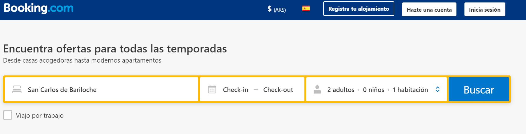 booking.com - aquidepaso.com