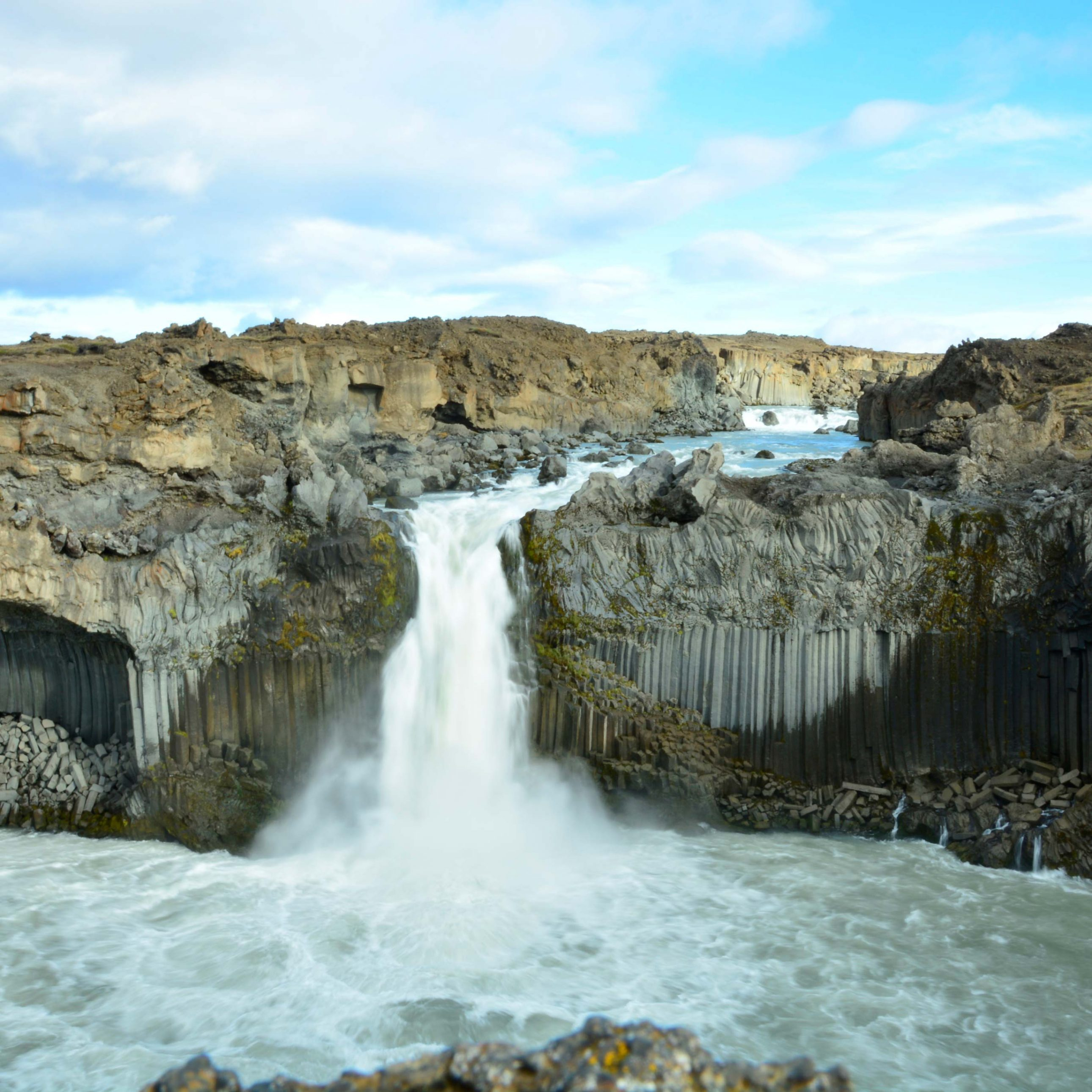 Islandia - Aquidepaso