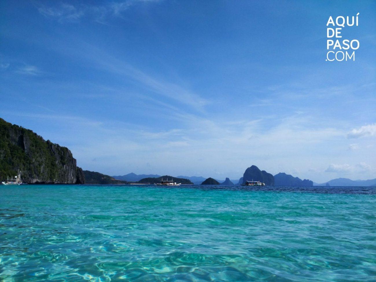 Playas de asia - 7 comandos beach