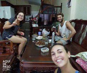 Vietnam 2016 - Couchsurfing aquidepaso.com