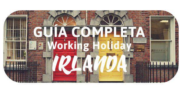 visa working holiday irlanda