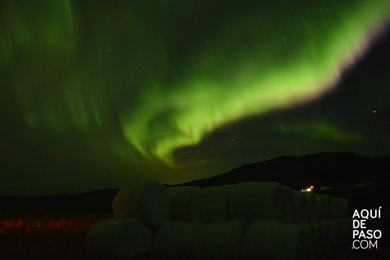 Auroras boreales - Aquidepaso.com