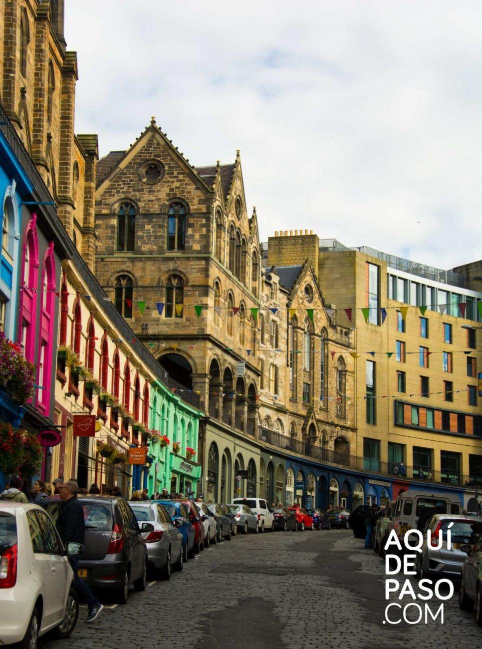 Edinburgo - Aquidepaso.com