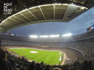 Estadio Barcelona - Aquidepaso. com
