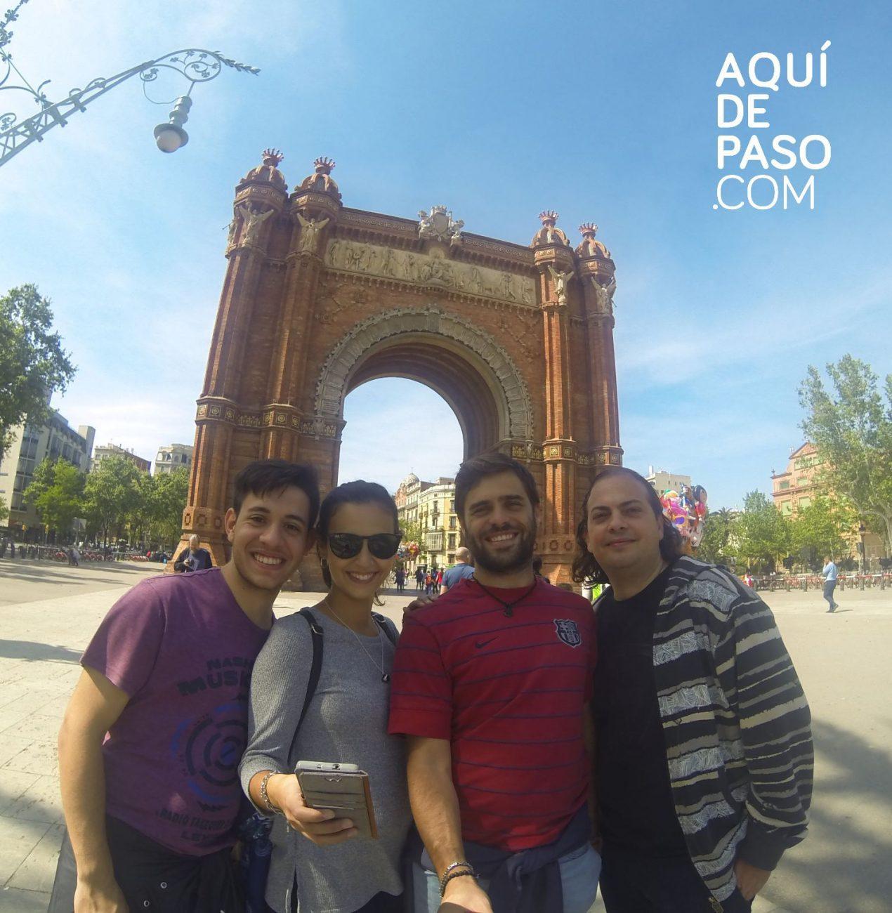 Arco de triunfo - Aquidepaso. com