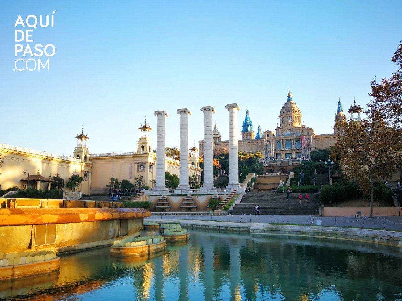 Guía de Barcelona - Aquidepaso. com
