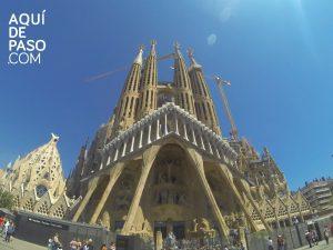 Sagrada Familia- Guía de Barcelona