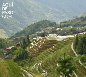 China - Long Shi terrace fields