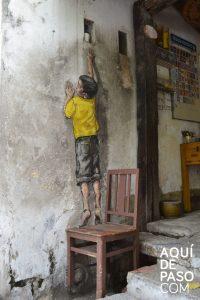 Malasia - Penang Aquidepaso