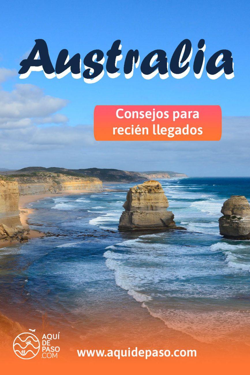 Australia- Aqui de Paso