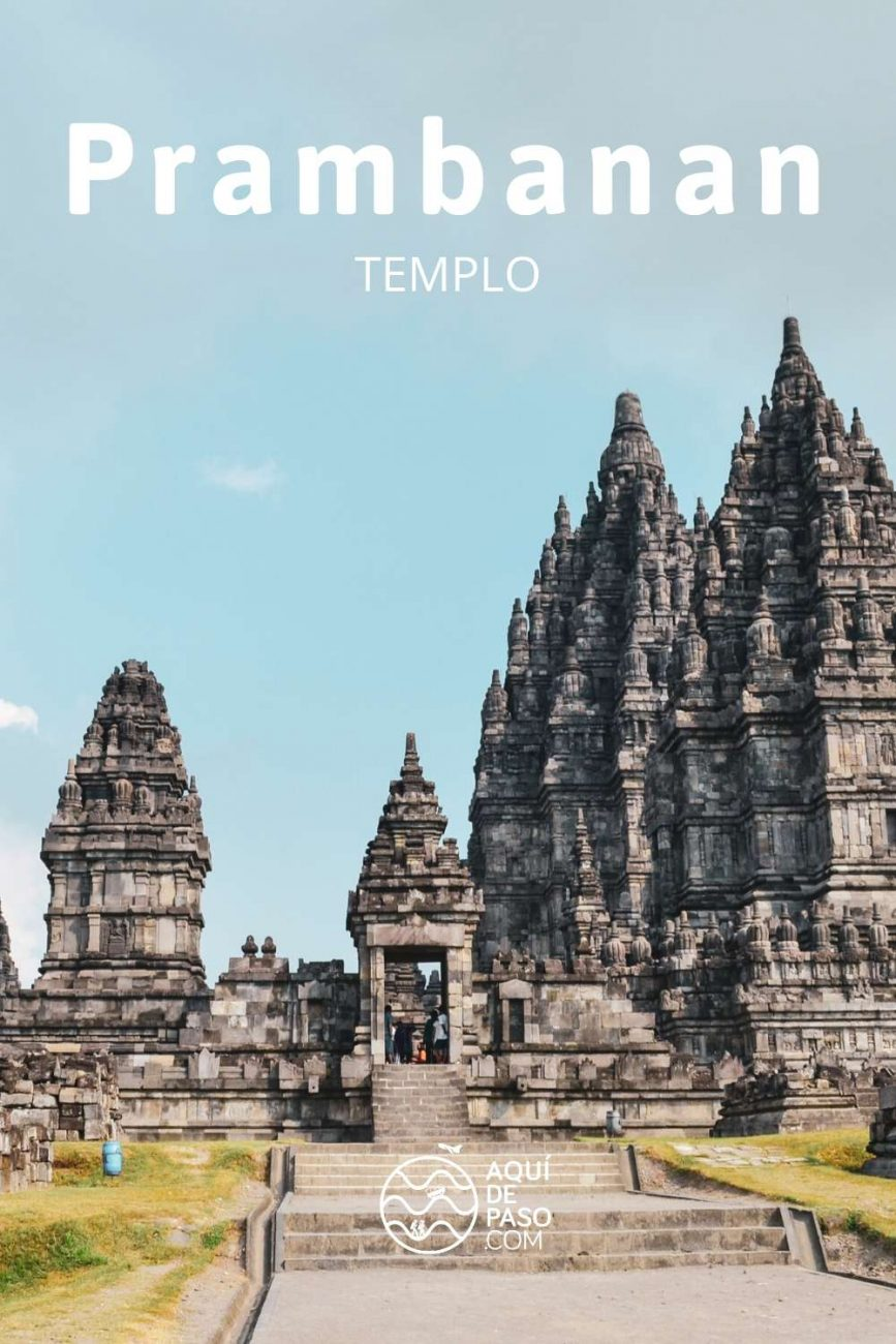 Templo Prambanan - Indonesia