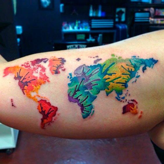 Tatuaje_viajero_mapa