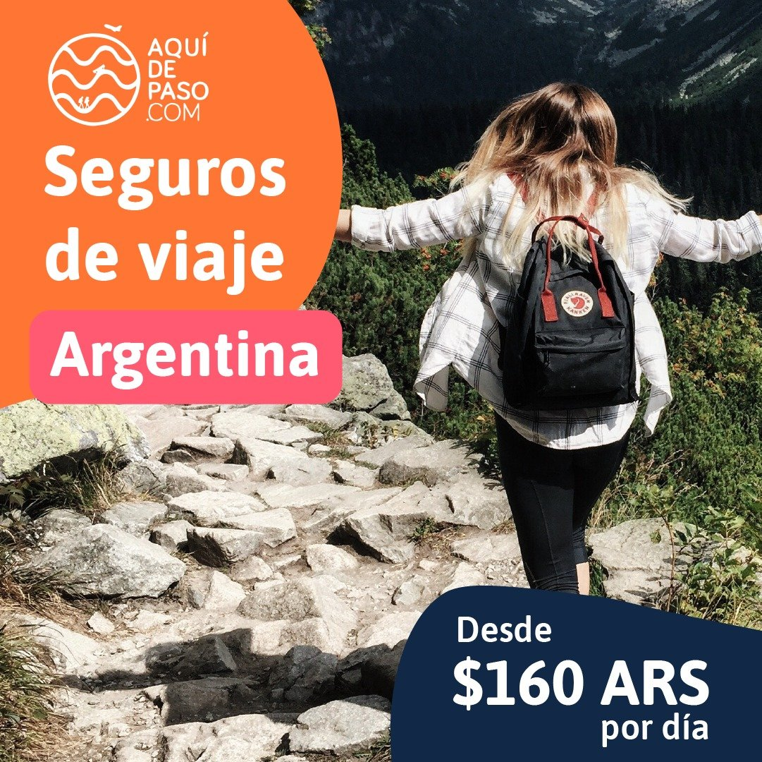 seguros de viaje para argentina