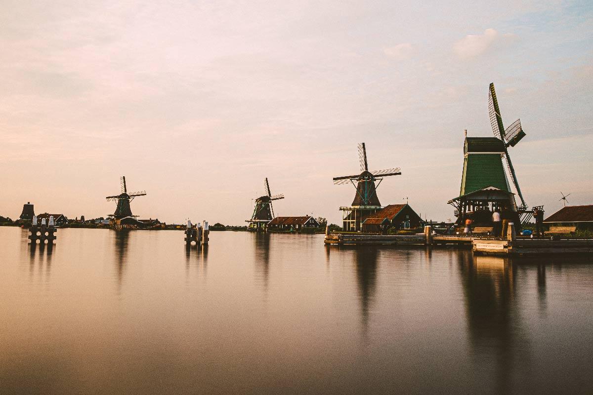 trabajar en amsterdam