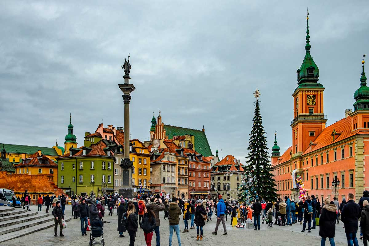 visa working holiday polonia