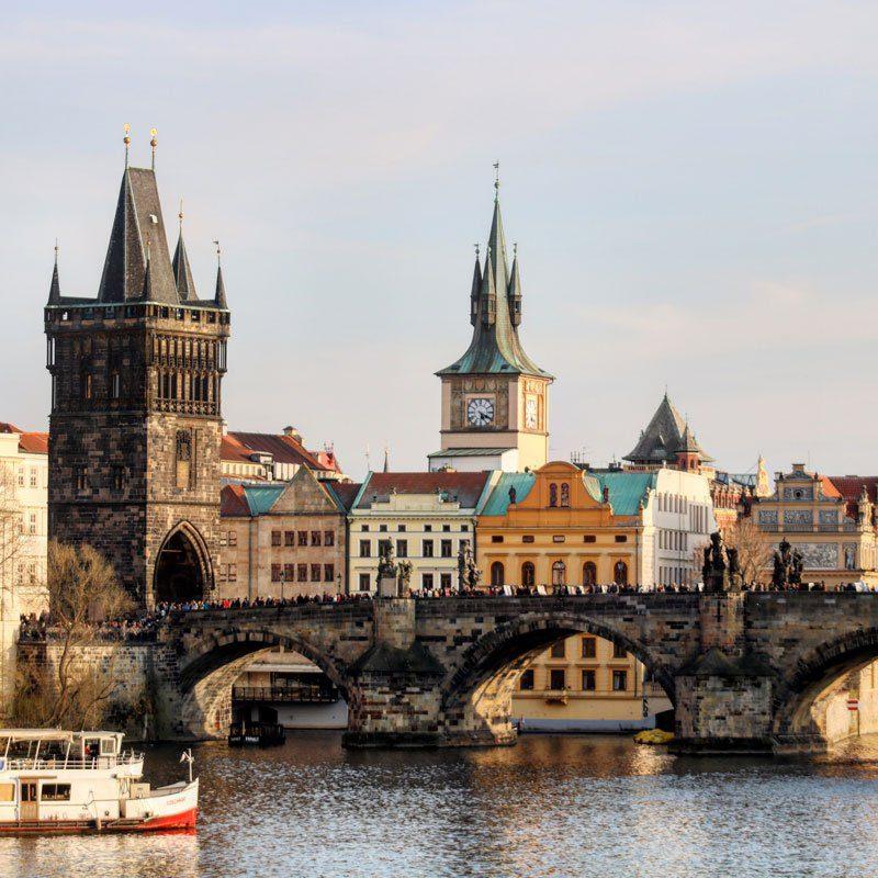 trabajo remoto Republica Checa