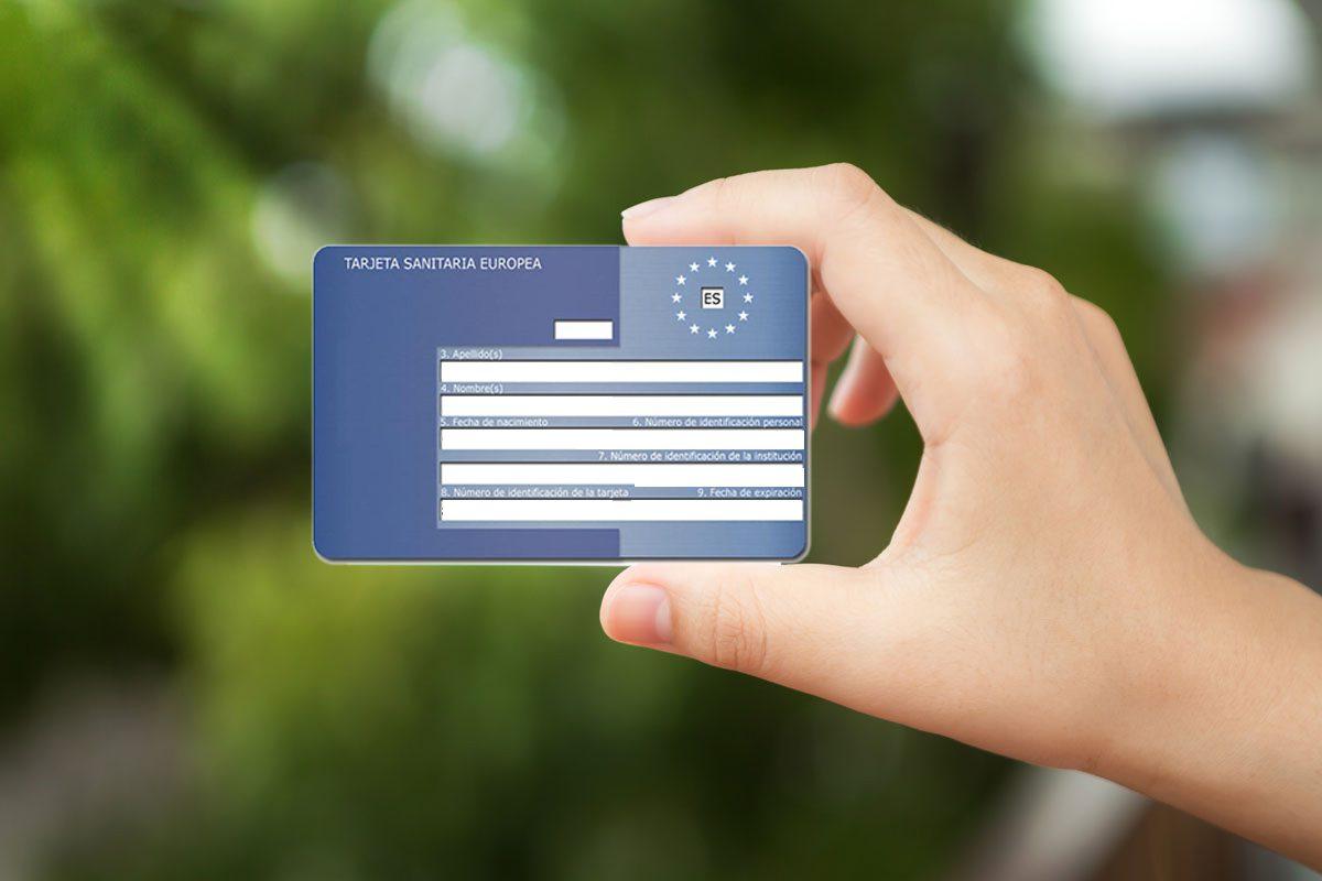 Tarjeta sanitaria europea como conseguirla