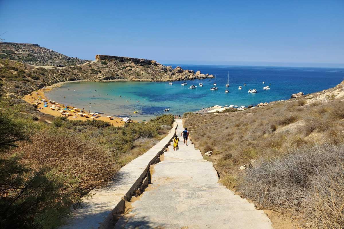 visa de estudio para Malta