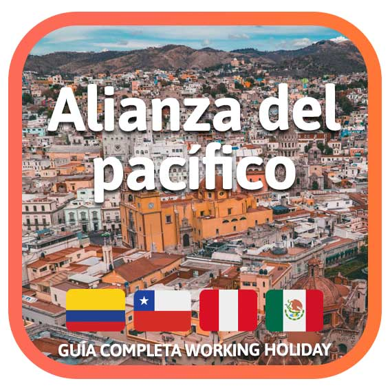 working holiday alianza del pacifico