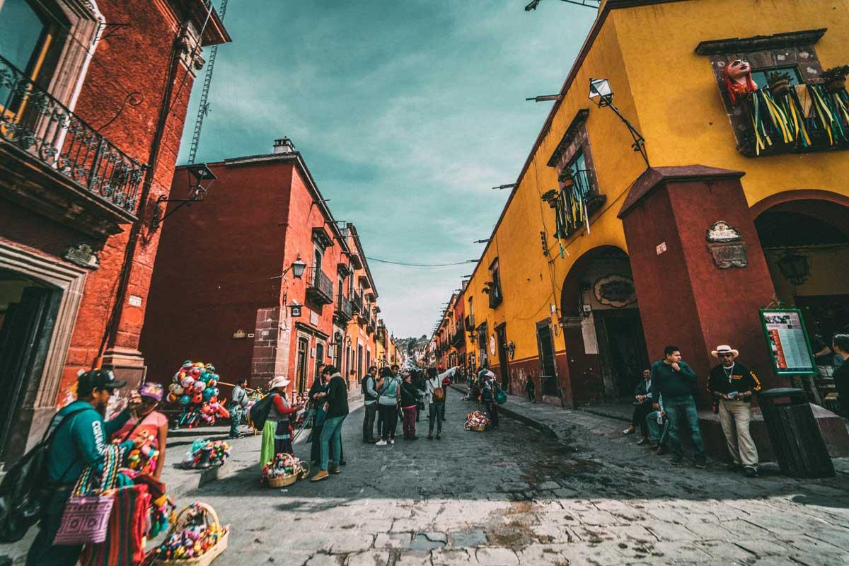 trabajar en México