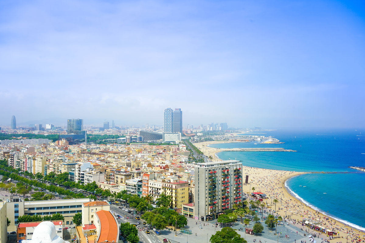 tipos de visado para España
